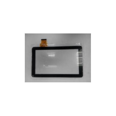 "VITRE TACTILE Continental Edison CETAB9ML9 Modèle E900 - 9"" - 50 pin TPT-090-317 - Noire"