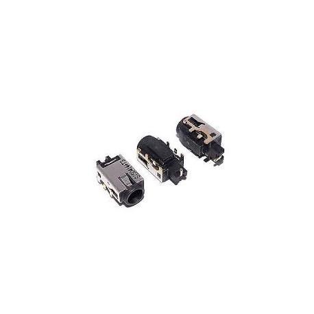 CONNECTEUR DC JACK ASUS R151MA, X453MA, X553MA - 12014-00107700 - 4pin
