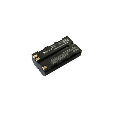 BATTERIE NEUVE COMPATIBLE LEICA - GEB211, GEB221 - 2200mAh - 7.4V - 12.6Wh