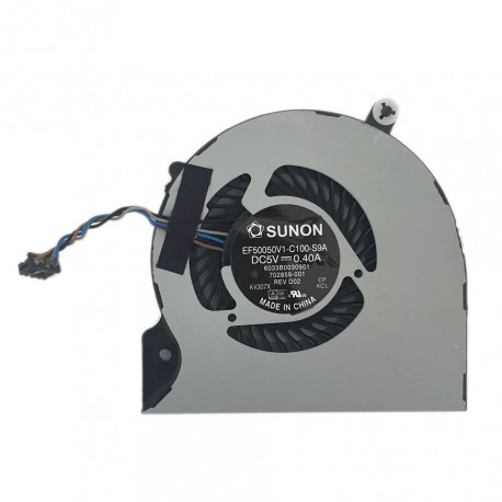VENTILATEUR NEUF HP EliteBook Folio 9470m - EF50050V1-C100-S9A, 6033B0030901, 702859-001
