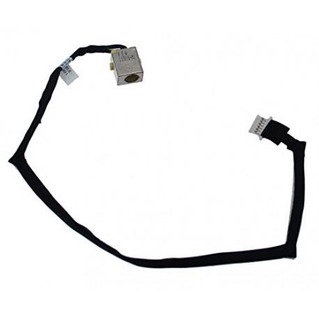 Connecteur alimentation carte mère portable + cable ACER S3, S3-391, S3-951 - 65W - 50.RSE01.001 - 50.4QP01.031