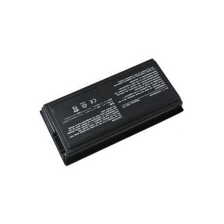 BATTERIE Compatible ASUS F5, X50, X59 series - 11.1V - 4400mah - 15G10N363201 - 70-NLF1B2000Z - A32-F5