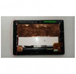 ENSEMBLE VITRE TACTILE + ECRAN LCD + CADRE NEUF ASUS TF300, TF300T - 5158N FPC-1 -Gar.3 mois