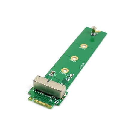 ADAPTATEUR APPLE Macbook SSD 12+16 pin vers PCI-e