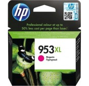 CARTOUCHE Magenta HP OfficeJet Pro 8210, 8720 - F6U17AE - 953XL - 1600pages