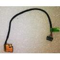 Connecteur carte mère DC Jack + Cable - HP Pavilion 15 - CBL00360-0150 - 709802-YD1 - CBL00360-0150 - 709802-SD1