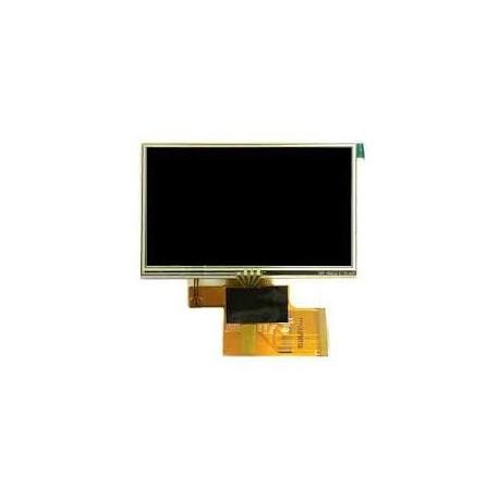 Vitre tactile + écran TOMTOM XXL 530S 540S - LMS500HF05 - Gar.3 mois