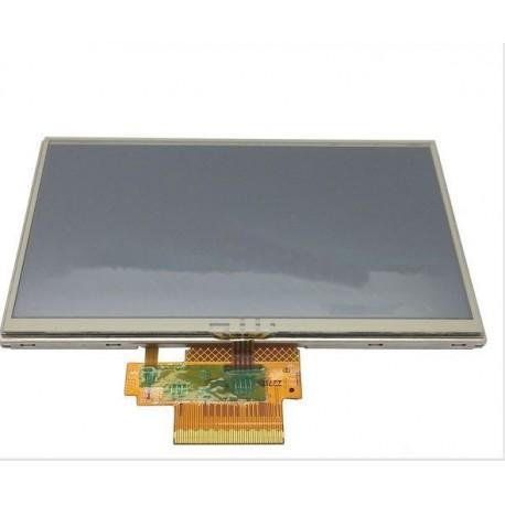 VITRE TACTILE + ECRAN LCD Tomtom Start 25 Via 125 135 835 1500 1505 - LM550HF13-003