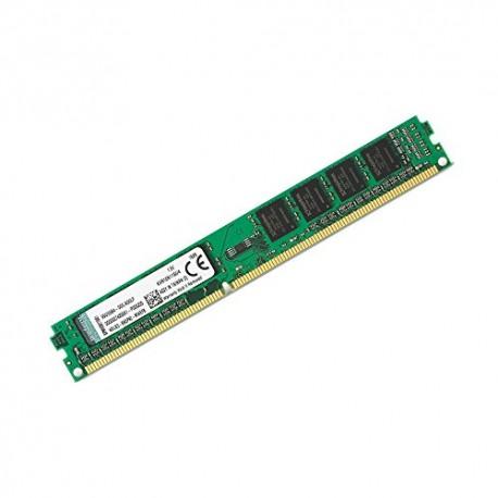 MEMOIRE Reconditionnée Kingston 4GB PC3-12800 DDR3-1600MHz CL11 240-Pin DIMM - ACR512X64D3U16C11G