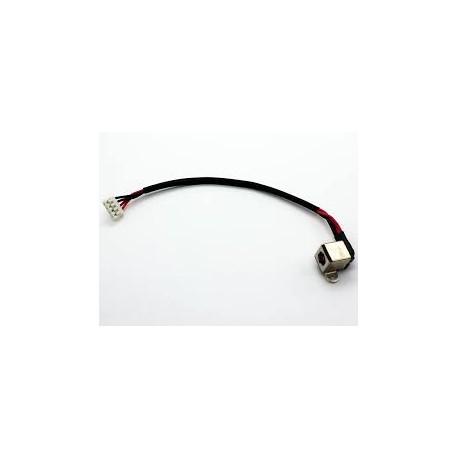 Connecteur alimentation Neuf DC Power Jack + Câble pour ASUS A7K, A7C, A7V, A7F, A7J, A7M, A7S, G2 - 13GND01AM180