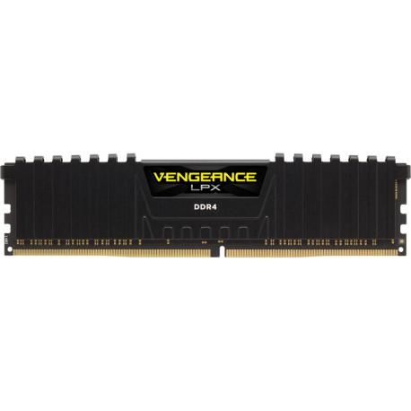 MEMOIRE CORSAIRE DDR4 2400MHZ - 16GB - 2X288DIMM - CMK16GX4M2A2400C16 - Gar 1 an