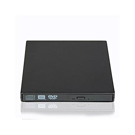 LECTEUR GRAVEUR EXTERNE Cd Dvd-Rw USB 3.0 Usb 9.5mm