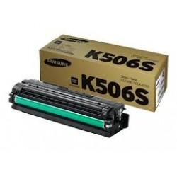 TONER NOIR SAMSUNG CLP 680, CLX 6260 - CLT-K506S - 2000 PAGES