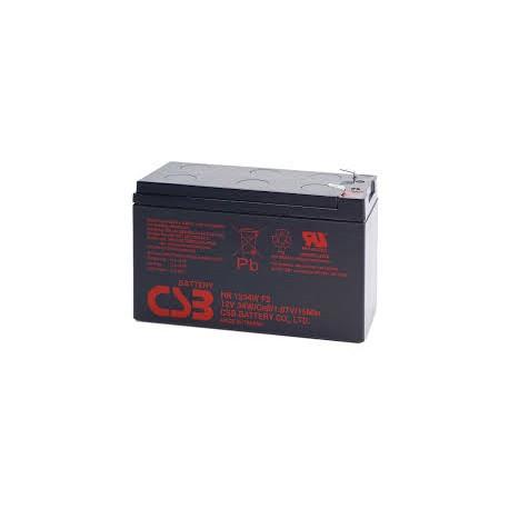 BATTERIE ONDULEUR CSB plomb CSB 12V 34w - HR1234W