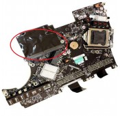 "CARTE MERE OCCASION APPLE Mac A1311 21.5"" iMac 2009 Intel 3.06gHz - 661-5305 - 820-2494-a"