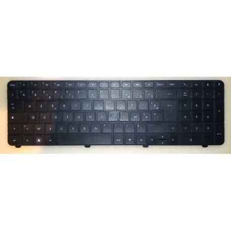 CLAVIER AZERTY HP G72 - 616915-051
