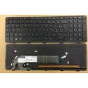 CLAVIER AZERTY NEUF HP Probook 450 G2, 455 G2, 470 G2, 640 G1 - Rétroéclairé - 780170-051 787801-051