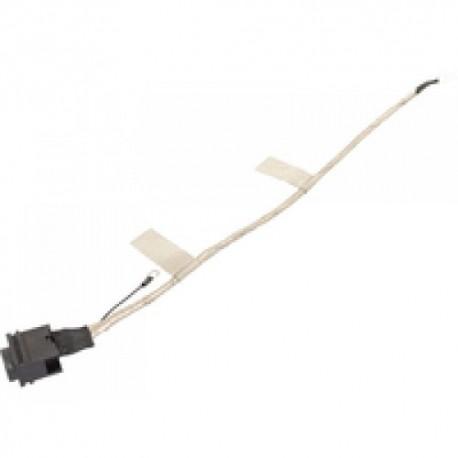 Connecteur carte mère NEUF DC Jack + Cable SONY SVE17 - A1884298A - 50.4MR01.002 - 50.4MR01.001