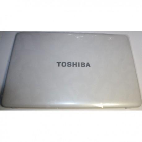 COQUE ECRAN NEUVE TOSHIBA Satellite C870, C870D - H000038030 - Gar 3 mois - Blanc