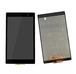 """ENSEMBLE VITRE TACTILE + ECRAN LCD Sony Xperia Z3 Tablet Compact SGP611 NOIR 8"""""""