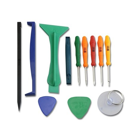KIT OUTILS pour Ipad 1, Ipad 2, Iphone 3G, 3Gs, Iphone 4, 4S