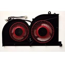 VENTILATEUR GPU MSI Gs63vr Gs73vr BS5005HS-U2L1