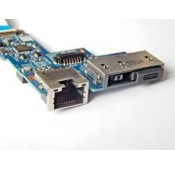 CARTE FILLE OCCASION DC JACK RJ45 IBM LENOVO THINKPAD E531, E540 NS-A161
