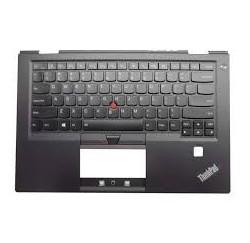 CLAVIER AZERTY NEUF IBM Lenovo ThinkPad X1 Yoga 2e 20JD 20JE 20JF 20JG FRU01HY811
