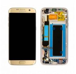 ENSEMBLE VITRE TACTILE + ECRAN LCD SAMSUNG Galaxy S7 Edge SM-G935F - OR