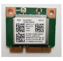CARTE WIFI HHP Probook 350 355 450 455 G2 15-P 15-R 753077-001