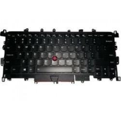 CLAVIER AZERTY NEUF IBM LENOVO ThinkPad X1 Yoga Gen1 - FRU00JT872 01AW911