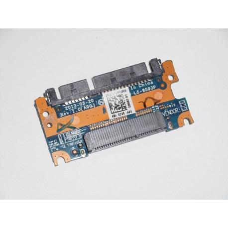 Connecteur Disque Dur Sata Dell Latitude E7440 07nfcy Ls 9593p