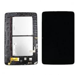 ENSEMBLE VITRE TACTILE + ECRAN LCD + COQUE LG G Pad 10.1 V700 VK700 LD101WX2