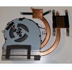 VENTILATEUR + RADIATEUR IBME LENOVO Z380 Z380am - 36LZ1TMLV50 KSB05105HC