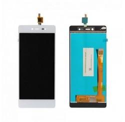 ENSEMBLE VITRE TACTILE + ECRAN LCD WIKO Fever 4G, Fever SE - Blanc