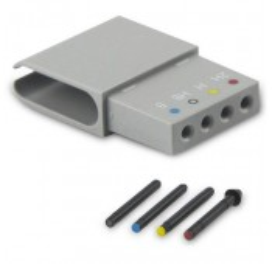 ENSEMBLE 4 POINTES pour STYLET MICROSOT Surface Pro 4 RJ3-00004