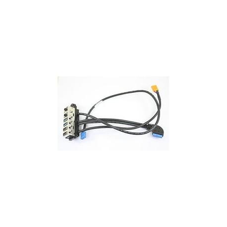 Front I/O Assembly HP ProDesk 600 800 G1 TWR - 732750-001