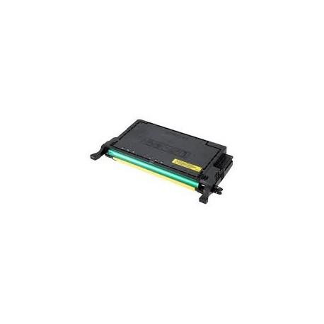TONER JAUNE COMPATIBLE SAMSUNG CLP-620ND - CLT-Y5082L 4000 Pages