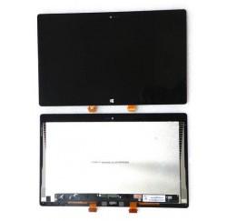 ENSEMBLE ECRAN LCD + VITRE TACTILE MICROSOFT SURFACE 1572 LTL106HL02-001