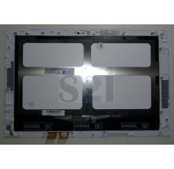 ENSEMBLE NEUF VITRE TACTILE + ECRAN LCD + CADRE BLANC HP PAVILION X2 10-N - TV101WXM-NP0