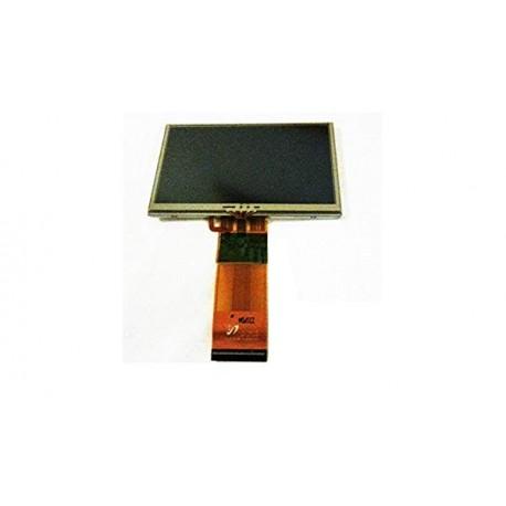 ENSEMBLE LCD + VITRE TACTILE TOM TOM RIDER V5 LMS430HF43-004