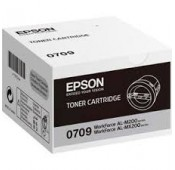 TONER NOIR EPSON WorkForce AL-M200DN STANDARD 2500 PAGES C13S050709 S050709