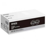 TONER NOIR EPSON WorkForce AL-M200DN STANDARD 2500 PAGES C13S050710 S050710