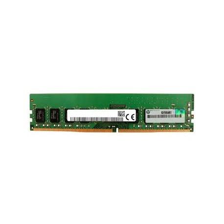 MEMOIRE NEUVE HP DIMM 4GB PC4-17000 CL15 DDR4 - 834931-001