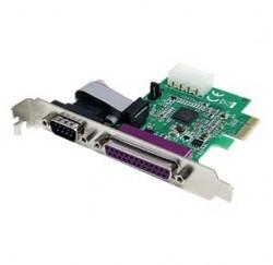 CARTE CONTROLEUR PCI-E PARELLELLE / SERIE WCH382