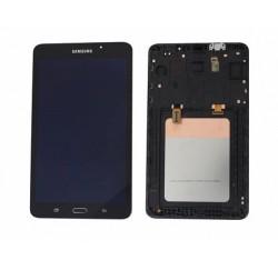 "ENSEMBLE ECRAN COMPLET SAMSUNG Galaxy SM-T280 7"" 2016 - GH97-18734A Noir"