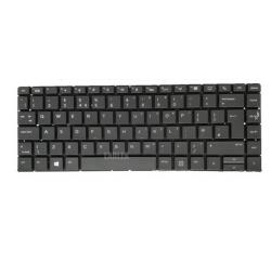 CLAVIER QWERTY UK NEUF HP EliteBook 1040 G4 - Rétroéclairé