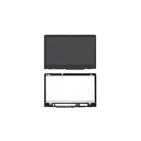 ENSEMBLE ECRAN LCD + VITRE TACTILE + CADRE HP Pavilion X360 14-BA - 924297-001