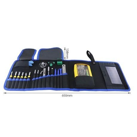 KIT TOURNEVIS 67en1 pour Macbook Air, Macbook Pro, Iphone, Smartphone