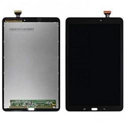 ENSEMBLE ECRAN LCD + VITRE TACTILE SAMSUNG Galaxy Tab SM-T560 - GH97-17525A Noir
